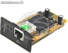 Ups snmp module de Galleon (1xRJ45) (UP90)