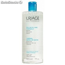 Uriage Agua Micelar Pieles Normales y Secas 500 ml.
