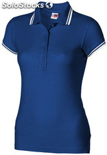 Us Basic Us Basic Polo Tipping Mujer Erie