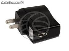Usa Power 110VAC to 5VDC 1A usb a female (AU11)