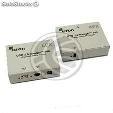 Usb 2.0 extender Cat.5e utp 4-port Icron usb Ranger 2304 (IC21-0002)