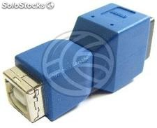 Usb Adapter usb 3.0 to 2.0 (b Female to b Female) (UY78)