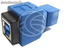 Usb Adapter usb 3.0 to 2.0 (b Female to b Male 5 pin mini usb) (UY85)
