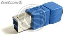 Usb Adapter usb 3.0 to 2.0 (b Male to b Female MiniUSB 5 Pins) (UY82)