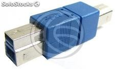 Usb Adapter usb 3.0 to 2.0 (b Male to b Male) (UY73)