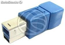 Usb Adapter usb 3.0 to 2.0 (b MiniUSB 5 Pins Male to a Female) (UY84)