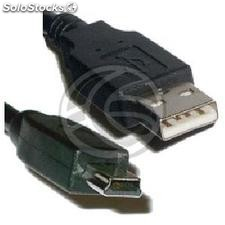 Usb Cable 2.0 (am/MiniUSB5pin-m Type b) 10m (CU27-0002)