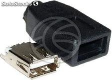 Usb connector (a-Female) (CM84)