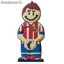 Usb de 8 Gb Atletico de Madrid en lata con abre facil