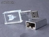 usb disco cristal 8gb