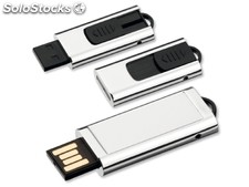 Usb Flash 43, Stick Usb Del Metal, 2.0