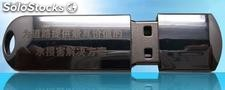 usb flash unidad metal