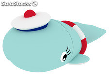 USB FlashDrive 8GB EMTEC Blister Animalitos (sailor-whale)