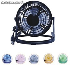 Usb mini ventilador para pc laptop netbook mini fan hhu510