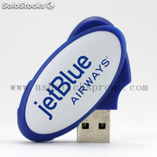 Usb Stick Oval-Oval-usb Flash-usb Memory Stick-usb Flash Drive- flash drive