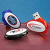 Usb Stick Oval-Oval-usb Flash-usb Memory Stick-usb Flash Drive- flash drive - Foto 3