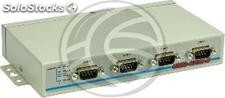 Usb to rs-232 VScom (4-Port dinrail) (UB85)
