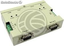 Usb to rs-422/485 VScom pro (2-Port dinrail) (UB74)