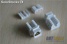 UTP CAT6 Inserto Modular toolless keystone jack