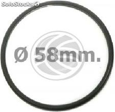 UV filter photo to ultraviolet objective of 58 mm (JN64)