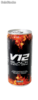 v12 Black Energy Drink lata 269 ml