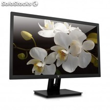 V7 - Monitor LED de pantalla ancha IPS con resolución Full HD 1080 de 22