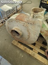 Vacuum cleaner of transport of occurred from half a pressure of 5,5kw to