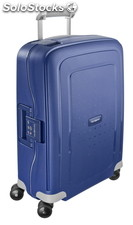 Valise Samsonite S'CURE Spinner 55cm - Blue
