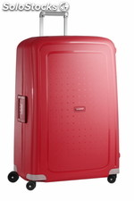 Valise Samsonite S'CURE Spinner 81cm Crimson - Rouge