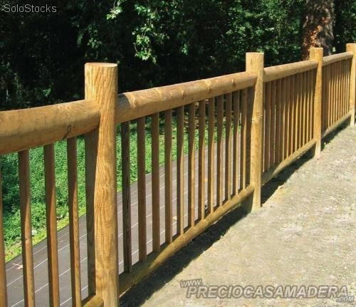 Vallas jardin baratas valla ideas suelo madera ideas - Vallas baratas ...