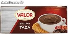 Valor chocolate a la taza de 300 gramos