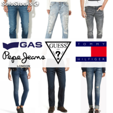 Vaqueros Guess/ Gas/ Tommy Hilfiger/ Pepe Jeans