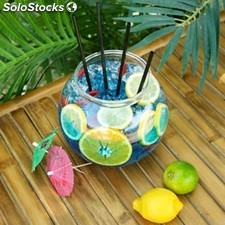 Vaso Cocktail Tipo Pecera