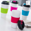 Vaso con Tapa y Doble Pared Colors Gadget and Gifts