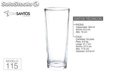 Vaso highball 11 onz