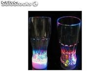Vaso led multicolor