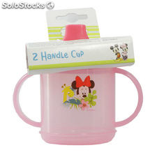 Vaso Minnie Disney asas sipper baby