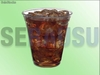 Vaso pet 400ml./ 12-14 oz transparente