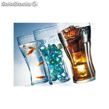 Vaso Refresco Coca Cola Pack-2 - Luminarc 46 Cl 1032566