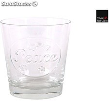 Vaso vidrio 38cl w.l peace - royal leerdam - 5601259140070 - 7624869038
