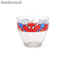 Vaso vidrio 60cl spiderman - marvel - 8435133898033 - DS700600