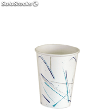 "Vaso ""volare"" 9 oz. - 270 ml 7,8x10 cm blanco cartoncillo"