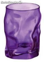 Vasos Sorgente Water 30 cl l Purple Spray