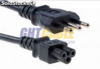 VDE plug Italia power cord para portátil O.D.:6.8mm,(0.07 23pieces) 3C