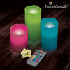 Velas LED EmotiCandle (pack de 3) - Foto 3