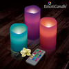 Velas LED EmotiCandle (pack de 3) - Foto 4