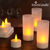 Velas LED Recargables EmotiCandle (pack de 6) - Foto 1