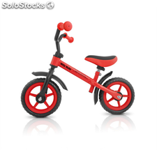 Vélo d'enfants Milly Mally dragon rouge