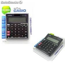 Venta de Calculadora casio mj-100D funcion tax solar y pilas 10 digitos