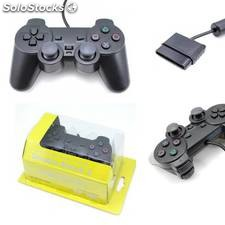 Venta de mando compatible para PS2 play station 2 con cable